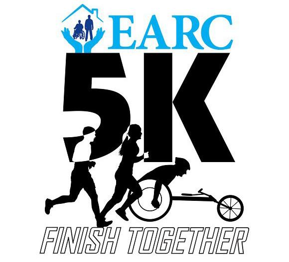EARC 5K Finish Together