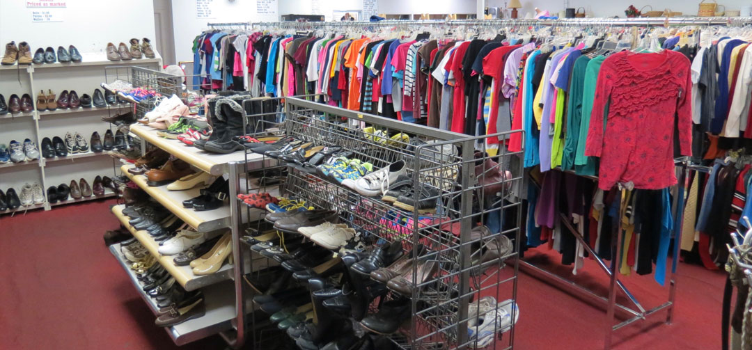 EARC Thrift Stores | Clothing & Shoes